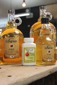 bleuetiere-verger-fruiteraie-gadbois-vinaigre-cidre marché Drummondville