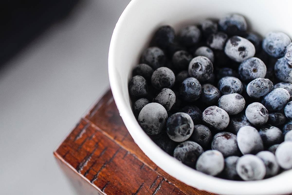 Cueillette de bleuets et de pommes comment conserver vos bleuets bleueti re et verger la - Conserver pommes coupees ...